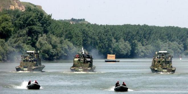 titel vojna vezba flotila