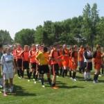 Ђурђево – турнир у женском фудбалу