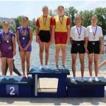 Највише златних одличја за веслачки клуб Чуруг