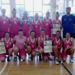 ЖКК Тител победник женске Летње сениорске лиге