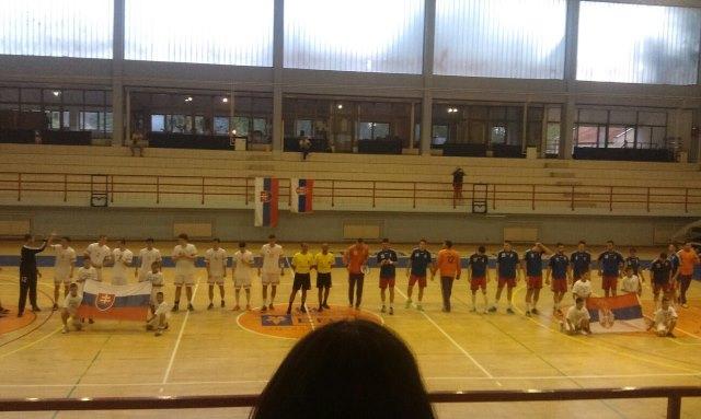 juniorska reprezentacija srbije zabalj 2014
