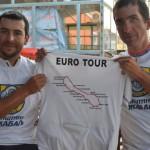 Бициклом 4193 километара, тридесет шест дана, једанаест земаља
