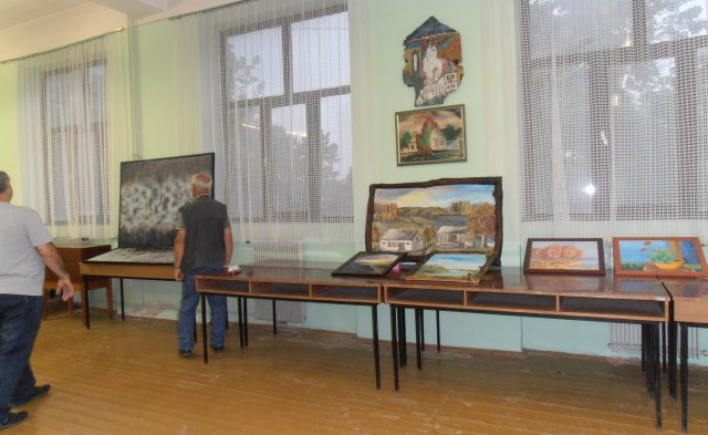 slikari u nasem gradu akud titel