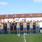 Меморијална фудбалска утакмица у Шајкашу