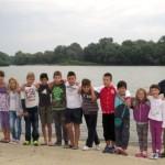 Завршена још једна Тителска школа пливања