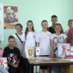 Волонтери Црвеног крста Тител обележили светски дан борбе против трговине људима