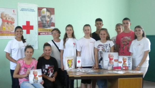 volonteri crveni krst titel
