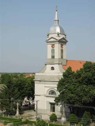crkva sveta rozalija temerin