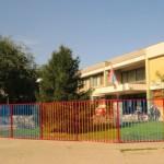 Ограда школе зрачи младошћу и весељем