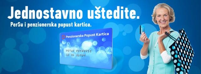 persu penzionerska kartica