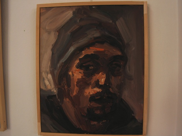 dragan tumbas autoportret