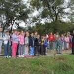 Посета ученика основне школе Светозар Милетић из Лока СРП Тителски брег
