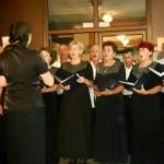 Хор Пасторала на фестивалу у Сњини