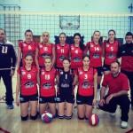 Девојке из Жабља јесењи шампиони Прве војвођанске лиге група Центар
