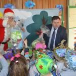 Деда мраз посетио вртиће у жабаљској општини