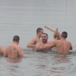У Чуругу пливали за богојављенски крст