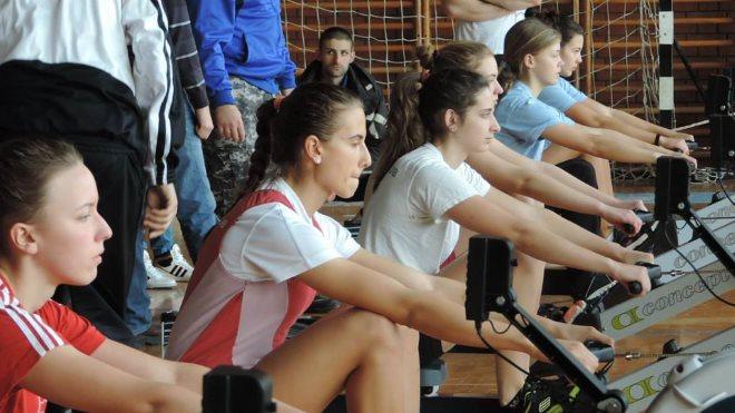 vk curug ergometri prvenstvo srbije novi sad