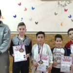 Млади тителски каратисти учествовали на турниру Куп Новог Сада