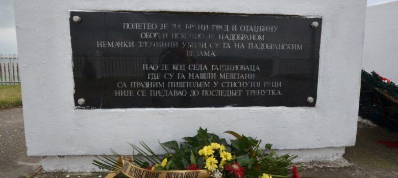 spomenik piloti vilovo sajkas gardinovci 1941