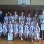 Кошаркашице ЖКК Тител У14 првакиње Квалитетне лиге Војводине