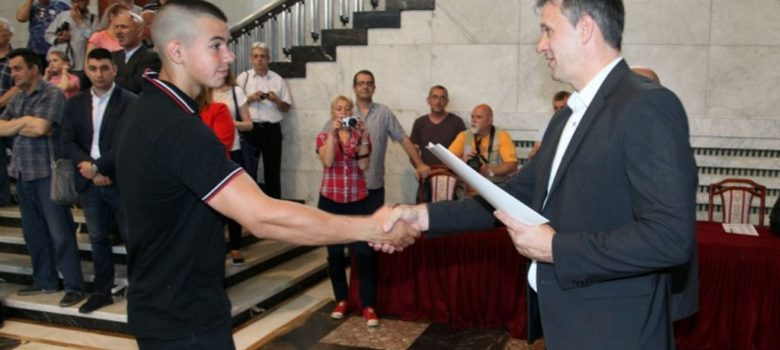 stipendije talentovani sportisti pokrajina batez