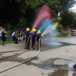 У Жабљу одржан седми сусрет добровољних ватрогасних друштава Војводине