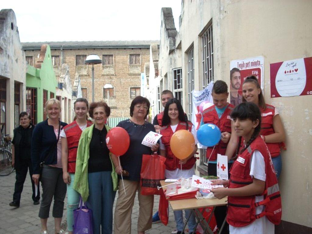svetski dan dobrovoljnih davaoca krvi titel