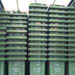 Преузимање канти за одлагање отпада