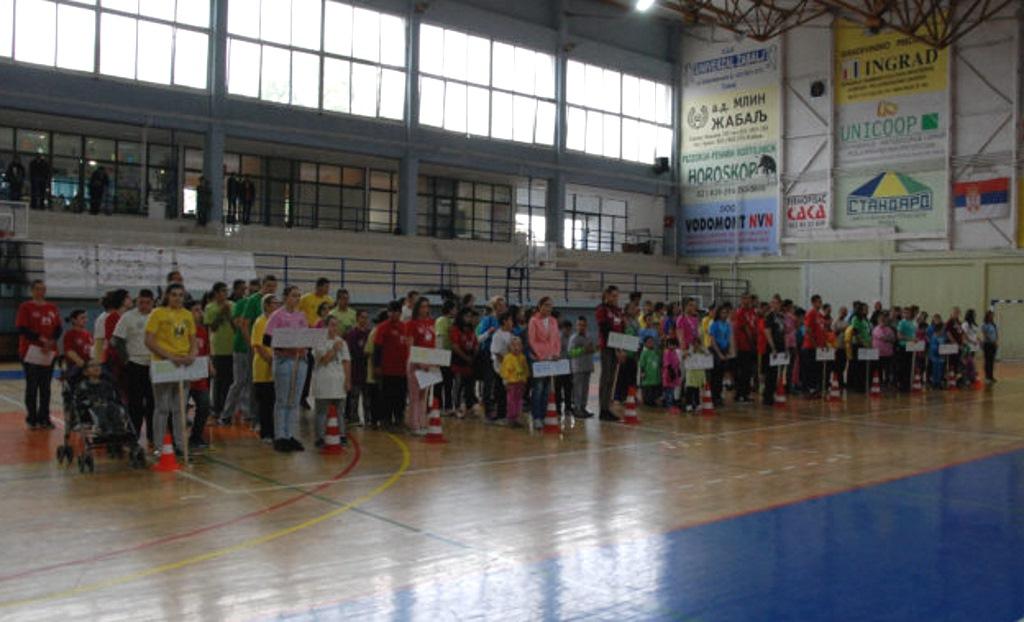 olimpijada za decu sa posebnim potrebama altruist zabalj