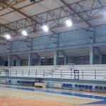 Нова расвета у спортској хали у Жабљу