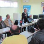 Посета Сајму Сложни мозаик Србије