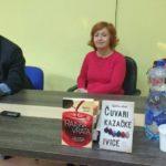 Љубица Арсић гостовала у тителској библиотеци
