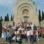 Ученици средње школе из Титела у Грчкој