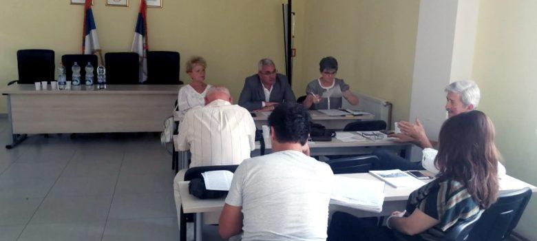 treca sednica odbora za proslavu prisajedinjenja