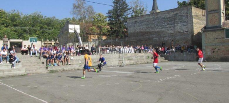 turnir mali fudbal srednja skola titel