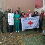 У Гардиновцима успешно одржана акција Војни лекар на селу