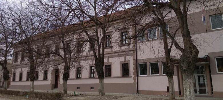 biblioteka titel nova fasada