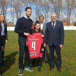 Вања Удовичић, министар омладине и спорта посетио Тител и Шајкаш