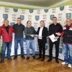 Додељени уговори за финансирање и суфинансирање спортских клубова
