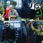 Позоришна представа Ковачи у Дому културе у Тителу