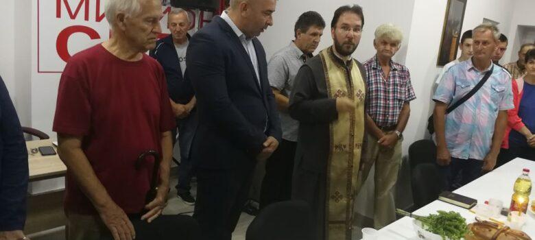 otvaranje kancelarije zajednice srba hrvatske bosne hercegovine titel