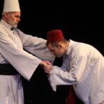 Представа Дервиш и смрт у понедељак 23. септембра у Дому културе у Тителу