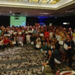 Директорици и наставници немачког језика СТШ Милева Марић Тител уручене еТwinning награде