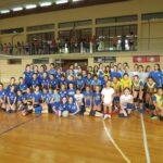Први одбојкашки турнир за девојчице у Тителу