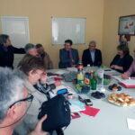 Седница Управног одбора Црвеног крста Војводине одржана у просторијама Црвеног крста Тител