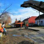 Путеви Србије санирају Главну улицу у Тителу