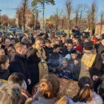 За Божић организовано ломљење чеснице у сва четири насељена места општине Жабаљ