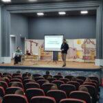Агенција за безбедност саобраћаја одржала предавање за средњошколце из Жабља