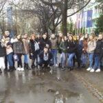 Ученици завршних одељења СТШ Милева Марић из Титела посетили Сајам образовања у Новом Саду