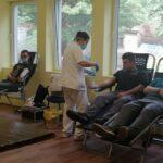 Добровољни даваоци крви испунили очекивања